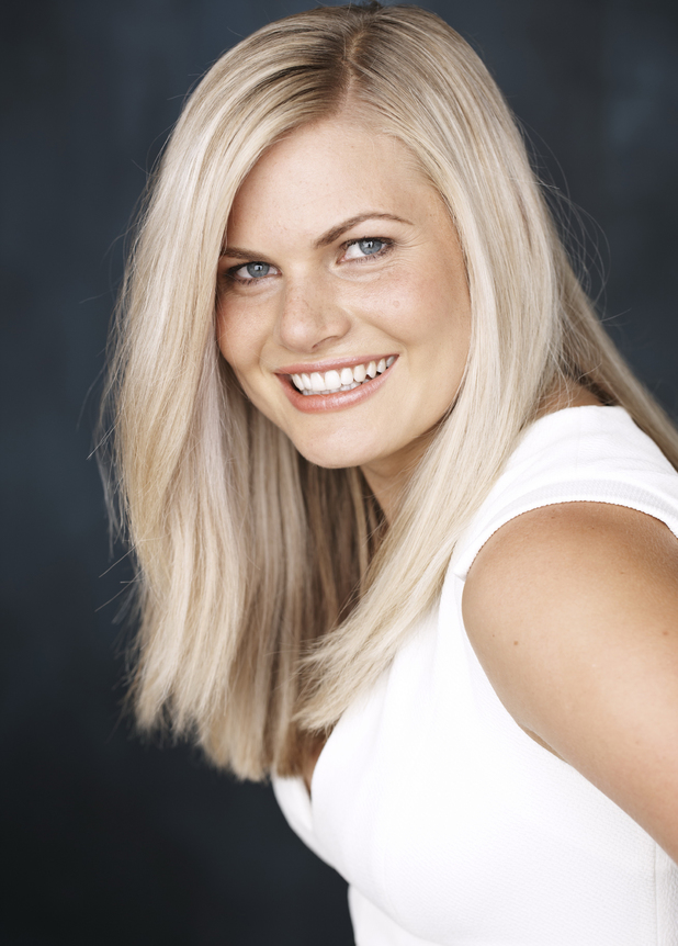 Bonnie Sveen as Ricky Sharpe in Home and Away