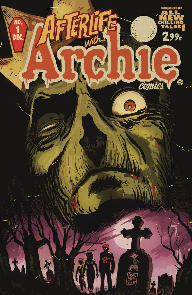 'Afterlife with Archie' artwork