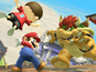 3DS can be used to control Smash Bros Wii U