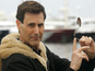 Uri Geller fights foie gras with hypnosis?