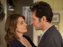 Tina Fey and Paul Rudd are left floundering in this uneven romcom.