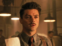 Cooper played Howard Stark in the two Captain America big-screen outings.