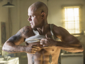 "The Elysium actor jokes that he has become a ""glutton"" in recent years."
