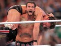 Watch 60-second videos of all WWE's WrestleManias in one go.