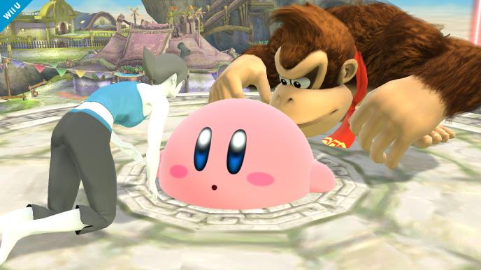 'Super Smash Bros.' Wii U screenshot