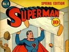 Minnesota man discovers second vintage Superman comic