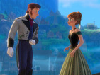 New images emerge from the animated film based on The Snow Queen.