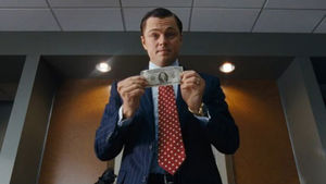 'The Wolf of Wall Street' first look trailer