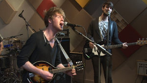 Kodaline: Digital Spy live session at Red Bull Studios