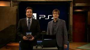 PlayStation 4 demonstrated on Late Night with Jimmy Fallon