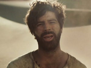 Foals 'Bad Habit' music video still.