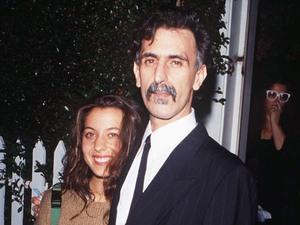 Frank Zappa, Moon Unit Zappa, 1989