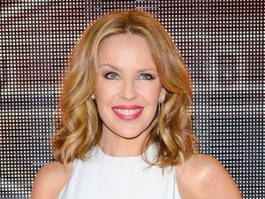 Kylie Minogue, 40/40 Club 10 Year Anniversary Party, New York, America, metallic mini-dress
