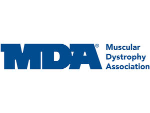 MDA: Muscular Dystrophy Association logo