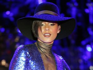 Alicia Keys in concert at Sporting Club Salle des Etoiles, Monaco