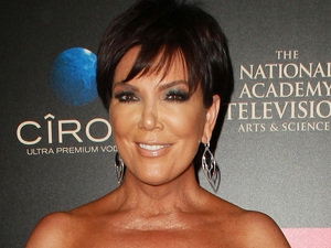 Kris Jenner arriving at the 40th Annual Daytime Emmy Awards