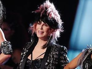 Cher performs during the finale of 'The Voice'