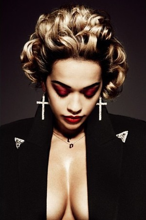 Rita Ora in German 'Interview' magazine