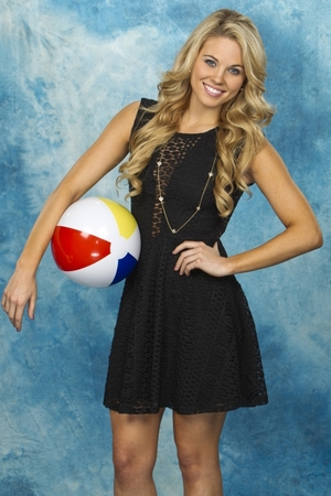 Aaryn Gries, 22, a College Student from San Marcos, Texas