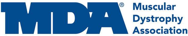 MDA: Muscular Dystrophy Association logo