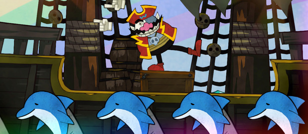 'Game & Wario' screenshot