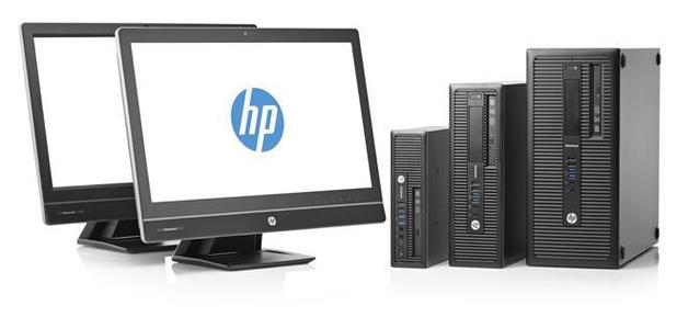 HP's new EliteOne and EliteDesk PCs
