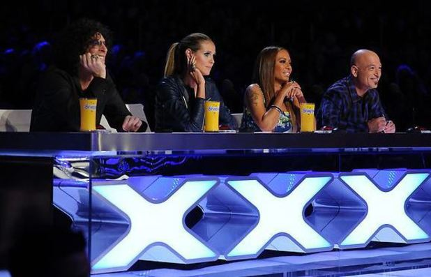 'America's Got Talent' Week 3 - Chicago auditions: Howard Stern, Heidi Klum, Mel B & Howie Mandel