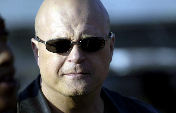 Michael Chiklis in 'The Shield'