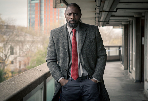 Luther - Series 3, Episode 1 - DCI John Luther (Idris Elba)