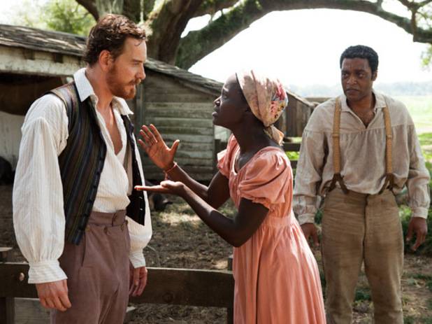 Lupita Nyongo stars as Patsey in '12 Years A Slave'