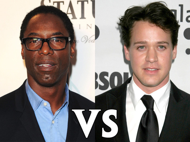 Isiah Washington vs TR Knight