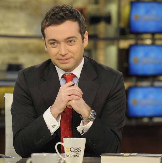 Michael Hastings on 'CBS This Morning' ~~ January 19, 2012
