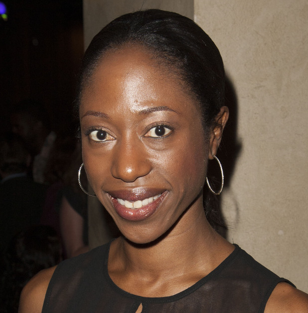 Nikki Amuka-Bird 'Love and Information' play Press Night after party at The Royal Court Theatre, London, Britain - 14 Sep 2012