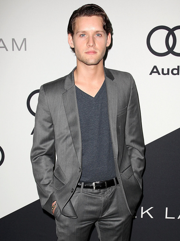 Luke Kleintank, Audi and Derek Lam Celebrate the 2012 Emmy Awards held at Cecconi's Restaurant