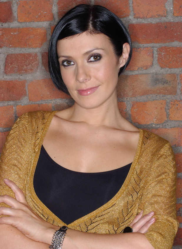 Kym Lomas as Michelle Connor in Coronation Street