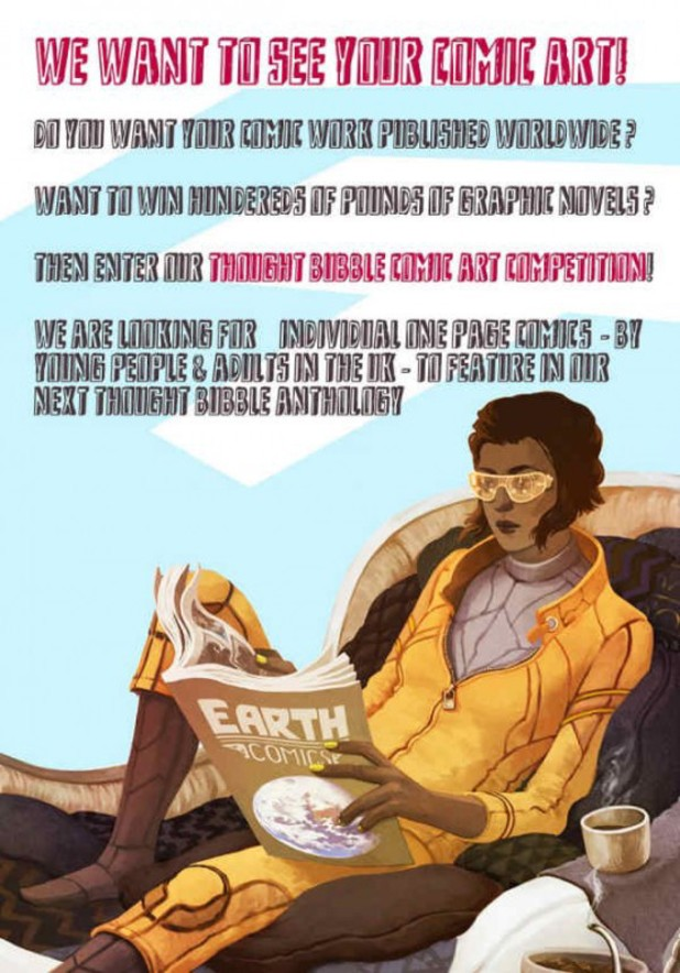Thought Bubble Comic Art Competition
