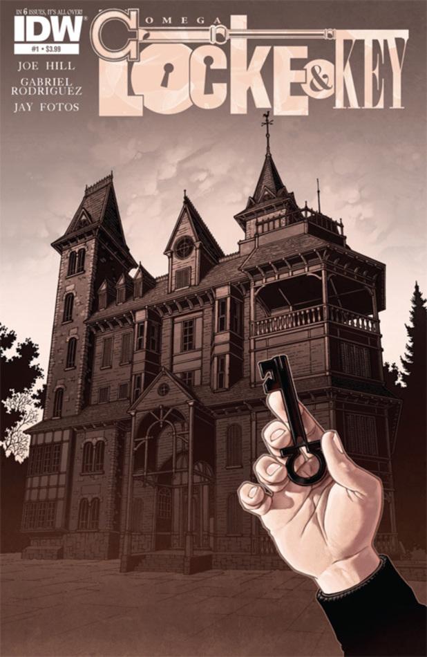 ''Locke & Key' Omega #1