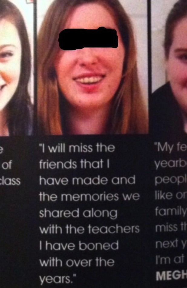 High school yearbook typo goes viral