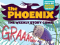 Digital Spy's exclusive preview of The Phoenix #77.
