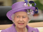 "The Queen says she is ""deeply saddened"" by Mandela's passing."