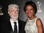 George Lucas, wife welcome first child