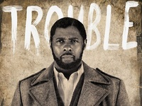 Idris Elba in 'Mandela: Long Walk to Freedom' poster