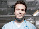 James Anderson as Oliver Valentine in Holby City