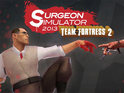 Team Fortress 2 characters join the surgery simulation game.