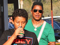 The offspring of Randy and Jermaine Jackson, and their mother, will feature in show.