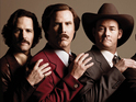 Will Ferrell returns as Ron Burgundy in Anchorman 2: The Legend Continues.