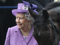 Queen Elizabeth II's horse Estimate makes Royal Ascot history on Ladies' Day.