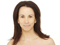Andrea McLean goes make-up free