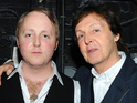 James McCartney says he turned to drugs after his mother Linda passed away.