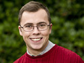 Joe Tracini as Dennis Savage in Hollyoaks.